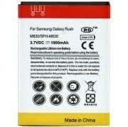 1900mAh High Capacity Li-ion Mobile Phone Battery for Samsung Galaxy Rush M830 / SPH-M830