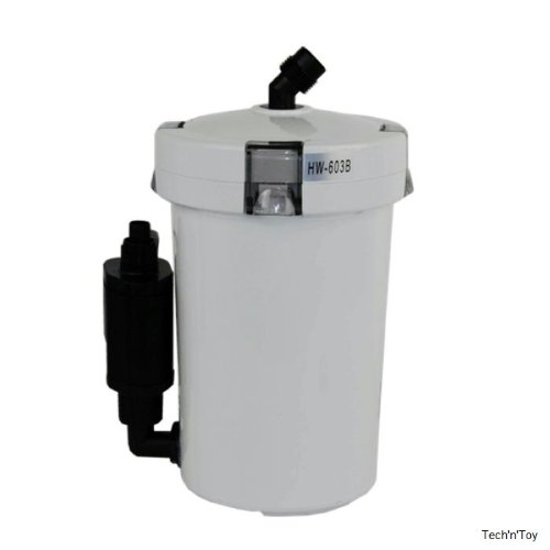 Sunsun Hw 603 Multi Stage Canister Filter 106 Gph Lydia