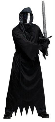 Ghoul Mirror Adult Costume Size Standard