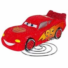 Disney Pixar Cars 2 Eva Red Lightning Mcqueen Lamp Nightlight at Sears.com