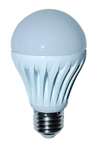 EagleLight Dimmable 6 Watt LED Light Bulb (Replaces up to 60W) Color: Natural White