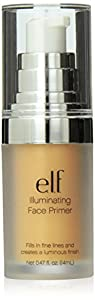 e.l.f. Studio  Illuminating Face Primer, 0.49 Ounce