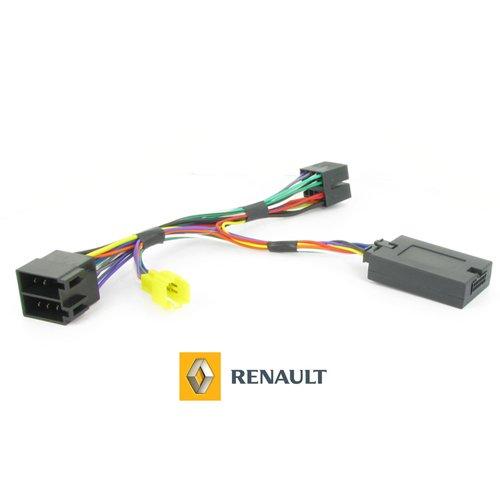 Se connecte 2ctsrn004Renault Clio/KANGOO/Megane/TWINGO Commande au volant + Adaptateur sans câble