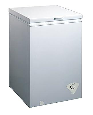 Midea WHS-258C1 Single Door Chest Freezer