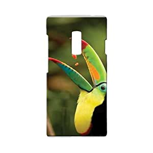 BLUEDIO Designer 3D Printed Back case cover for Oneplus 2 / Oneplus Two - G7352