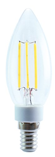 Keyart Sbflmt/Candle/Led/4W/2700K Sabre Filament Candle Led, 4W 2700K