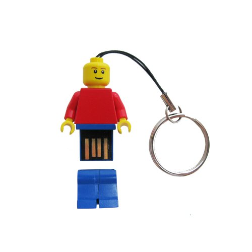 Lego Minifigure 2GB USB Flash Drive