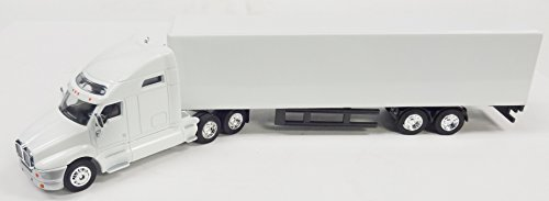 Die Cast Hauler Truck - 1/64 Scale - Metal Cab & Metal Trailer (Die Cast Promotions Trucks compare prices)