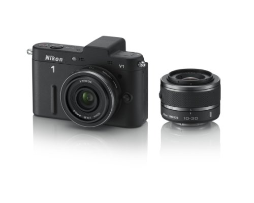 Nikon 1 V1 (with 10mm and 10-30mm VR Lenses)