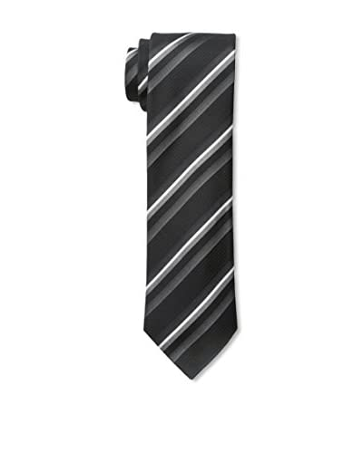 Kenneth Cole Reaction Men's Light Stripe Slim Tie