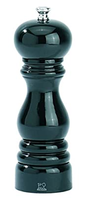 Peugeot 18 cm Paris Pepper Mill, Black Lacquer from Peugeot