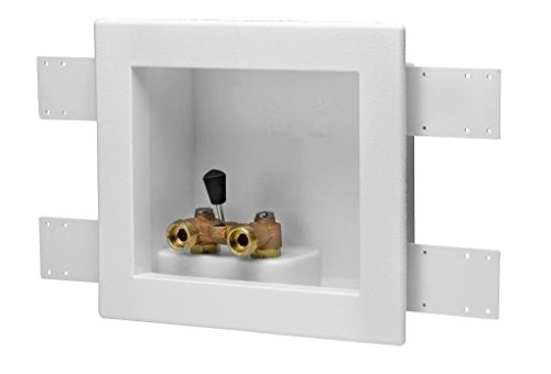 Oatey 38822 Single Lever offset Washing Machine Outlet Drain Box