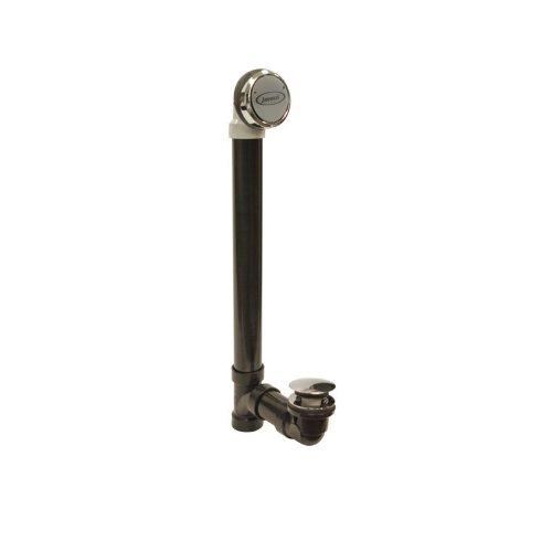 Jacuzzi Lh33827 Universal Deep Soak Drain, Chrome front-11702