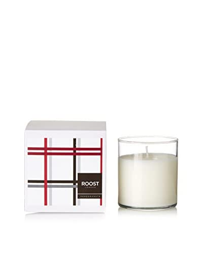 Bluewick Candles 12-Oz. Pomegranate ROOST London Everyday Scented Candle