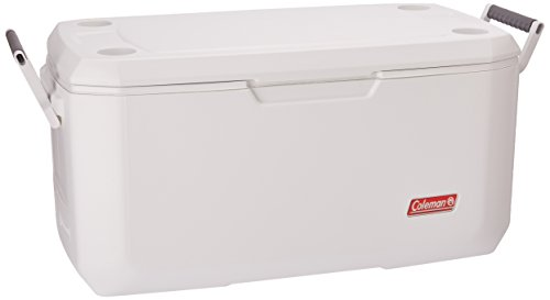Coleman 120 Quart Xtreme 5 Marine Cooler (6 Can Coleman Cooler compare prices)