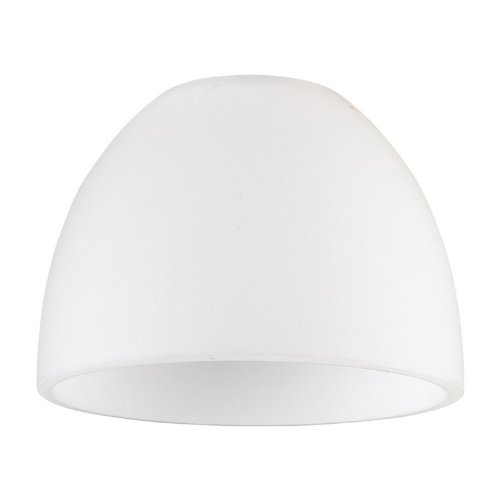 Sea Gull Lighting 94343-645 Ambiance Transitions Miniature Dome Shade, Cased White Rhapsody Glass