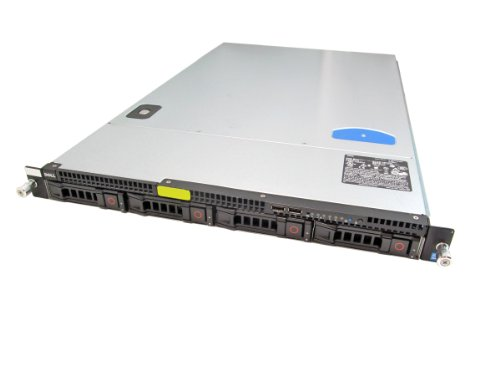 31hbxuEhhRL Dell Poweredge C1100 1U 2X Xeon Quad Core L5520 2.26GHz 250GB 72GB DDR3 RAM   NO OS