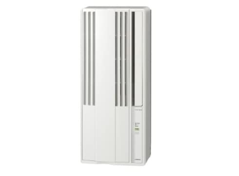 コロナ 窓用エアコン(冷房専用・おもに4~6畳用 シェルホワイト)CORONA CW-1614-WS