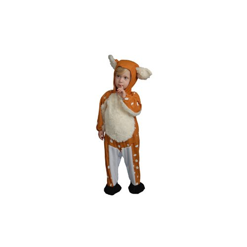 Baby Fawn Bunting Infant Costume Size 0-12m