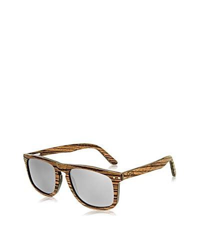 Earth Wood Sunglasses Occhiali da sole Wood Pacific (52 mm) Marrone