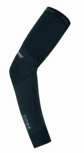 Gore Bike Wear Universal Windstopper  Soft Shell  Arm Warmers, Black, Medium