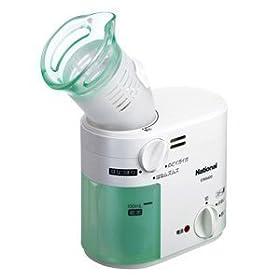 【クリックで詳細表示】National スチーム吸入器 白 EW6400-W