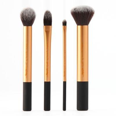 Real Techniques 4-pc. Core Collection Makeup Brush Set