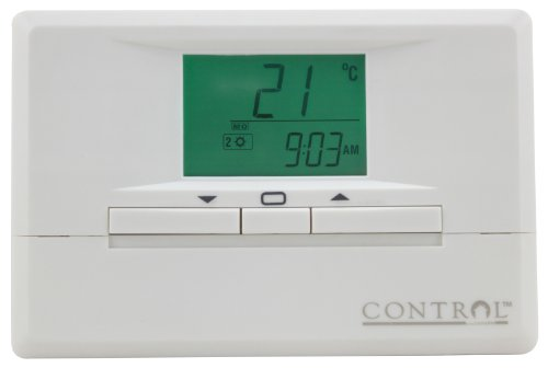Control by Canarm M6007 5+1+1 Day Thermostat - 1