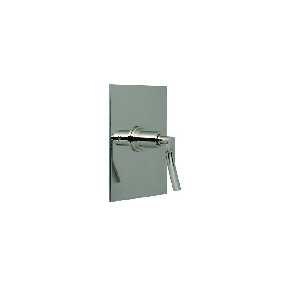 Santec Tub Shower 3531TD TM Pressure Balance Shower Trim Only W Td Handle Gunmetal Gray