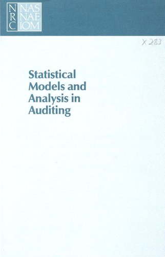 Statistical Models and Analysis in Auditing: A Study of Statistical Models and Methods for Analyzing Nonstandard Mixtures of Distributions in Auditing