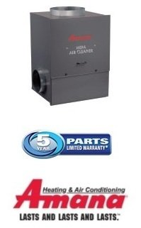 560 CFM Amana Whole House Air Cleaner – AHEPA550 (AHEPA550)