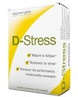 Synergia D-Stress 80 Comprimés