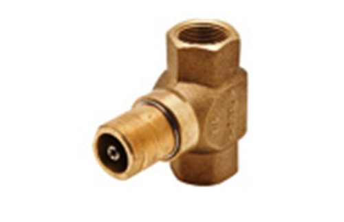 Rohl ZA33BO Cisal Concealed Wall Valve 3/4-Inch Npt Volume Flow Control Rough Body Only with 1/4 Turn Ceramic Disc Valve