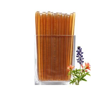 Floral Honeystix - Wildflower - 100% Honey - Pack of 50 Stix - 250g