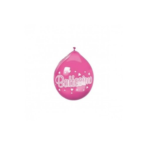 BIG PARTY 20 Pall. Medium Batt.Rosa Tutto per le tue Grandi Feste