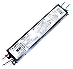 Osram Sylvania 49855 Qhe3X32T8/Unv Isn-Sc Quicktronic T8 Electronic Ballast, Nema Premium, High-Efficiency, Universal Voltage