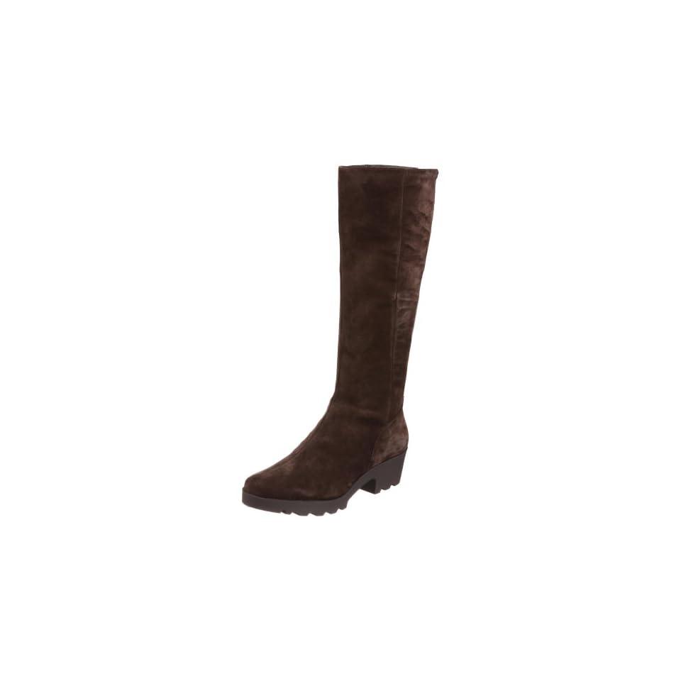 Calvin Klein Womens Darline Knee High Boot,Dark Brown,9.5 M US