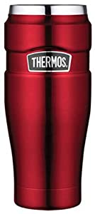 Thermos Stainless 16-Ounce Leak-Proof Travel Mug