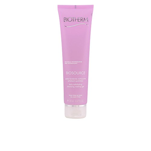 Biosource Gelee Nettoyante Exfoliante Ttp 150 Ml