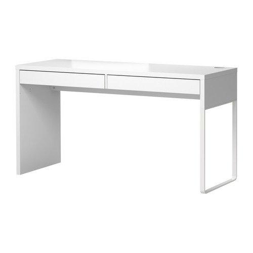 MICKE デスク, ホワイト(IKEA) 702.143.09