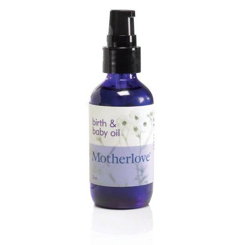 Motherlove Birth & Baby Oil (2Oz) front-707584