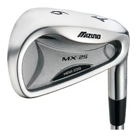 Mizuno MX-25 Iron Set 4-GW with Steel Shafts