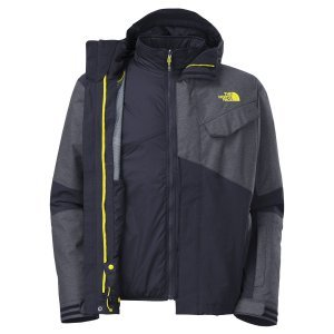 The North Face Conway Triclimate Jacket Men'S Cosmic Blue L