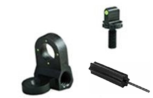 Meprolight The Mako Group Ml31619 Ar15/M16 Night Sight Set - Peep Rear And Post Front+ Ultimate Arms Gear Pro Disassembly 3/32 Pin Punch Armorers Gunsmith Tool