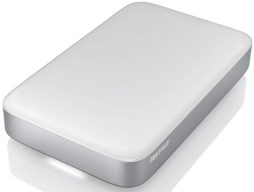 Buffalo MiniStation Thunderbolt 256GB USB 3.0 Portable Solid State Drive