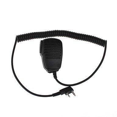 Zaki K11 Professional Walkie Talkie Microphone In Hand Shoulder Microphone Hand Microphone