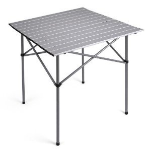Trail unisex aluminium folding table grey for Table 4 en 1 intersport