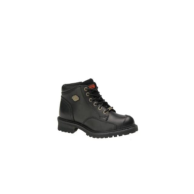 New Harley Davidson Sonia 6 Boot Blk Ladies 10 $120