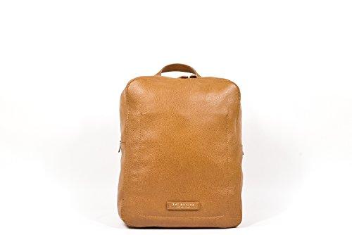 The Bridge Vertical Backpack Light Brown