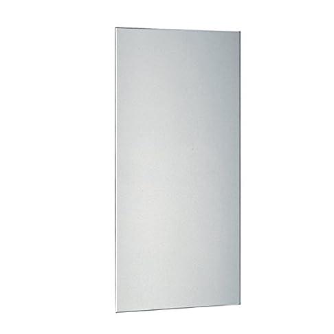 Inda - Specchio illuminazione Fluorescente Frontale 60x72HCm